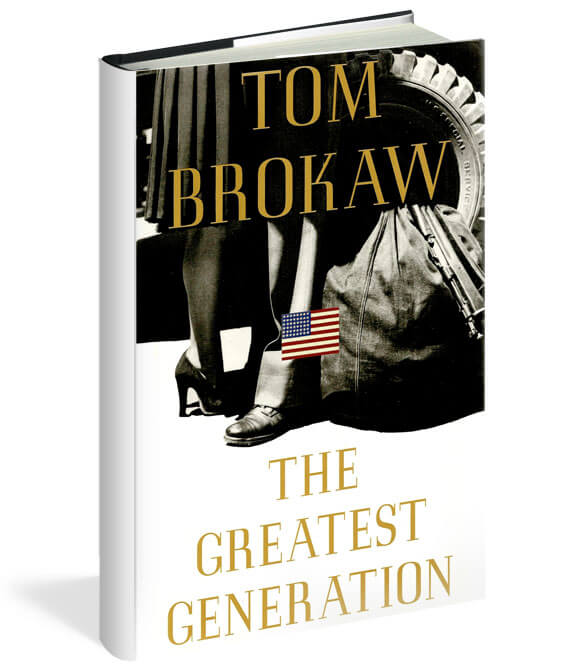 The Greatest Generation Book Cover